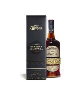 Rum Zacapa Reserva Limitada 2014