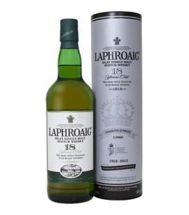 Laphroaig 18 Y