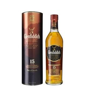 Glenfiddich Scotch whisky 15 Y