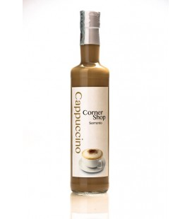Liquore Cappuccino Cornershop Sorrento