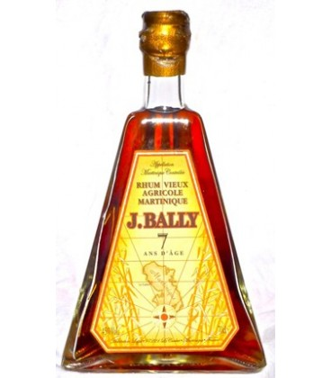 Rum J. Bally Agricoles 7 Y