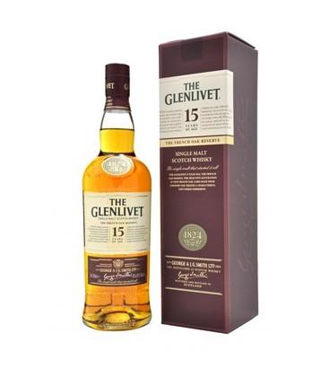 Glenlivet 15 Y
