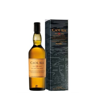 Caol Ila - Distillers Edition